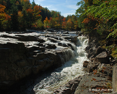 Rocky Gorge Falls