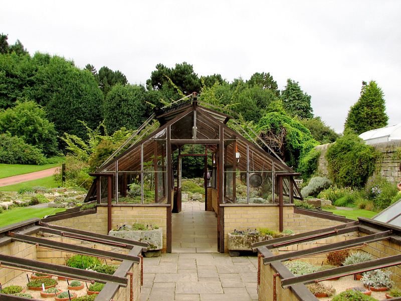 Edinburgh Botanical Gardens