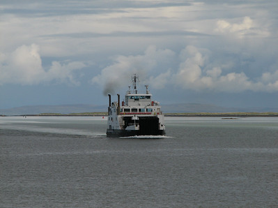 Ferry from North Uist to Isle of Harris