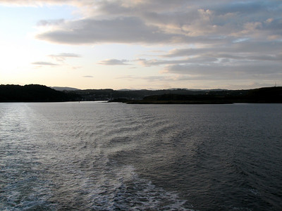 Ferry from Oban to Mull