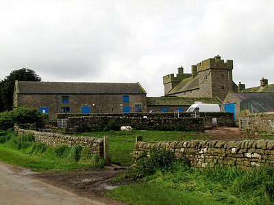 Askerton fortified farm