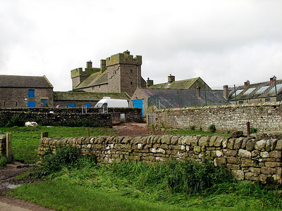 Askerton fortified farm