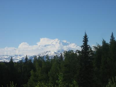 Denali. Tallest Peak in North America.