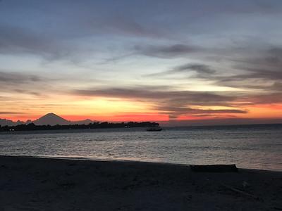 Many a beautiful sunsets were had....