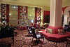 Lobby at the Hotel Monaco