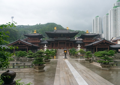 Chi Lin Nunnery, Diamond Hill, Hong Kong.