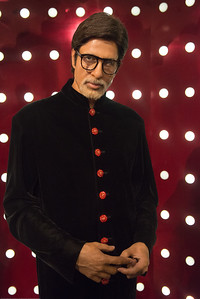 Amitabh Bachchan has became the first Bollywood star to get his permanent wax statue at Hong Kong's Madame Tussauds museum. Indian Bollywood stars. Madame Tussauds Hong Kong, part of the renowned chain of wax museums founded by Marie Tussaud of France, is located at the Peak Tower on Hong Kong Island in Hong Kong.