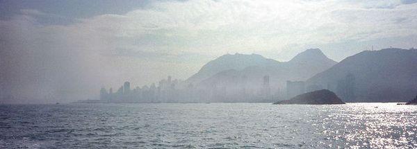 To Lantau Island