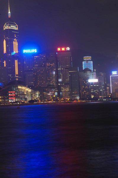 Hong Kong Night 4