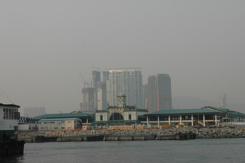 New Central Ferry Terminal