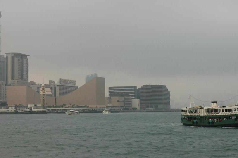Ferry and Tsimshatsui