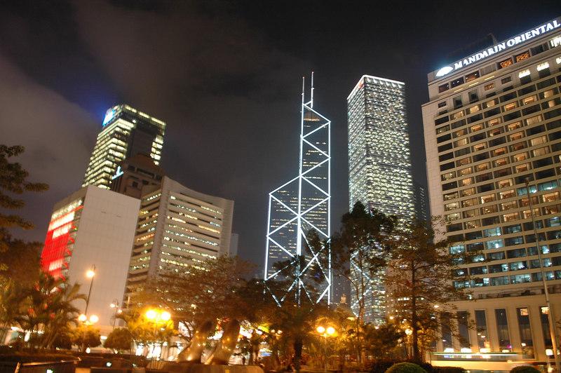 Central Skyline