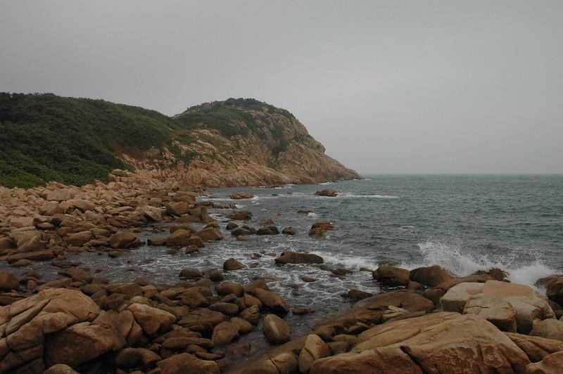 Shek O rocks