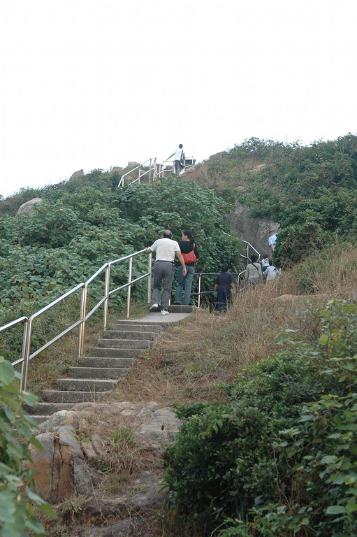 Shek O hiking trail