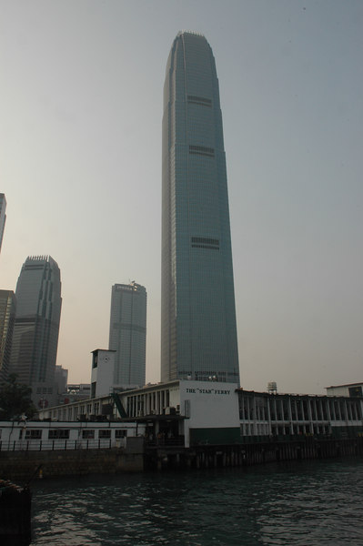 IFC and Star Ferry Terminal