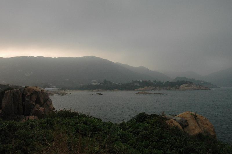 Shek O view