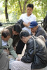 Chinese Chess always draws an interested crowd