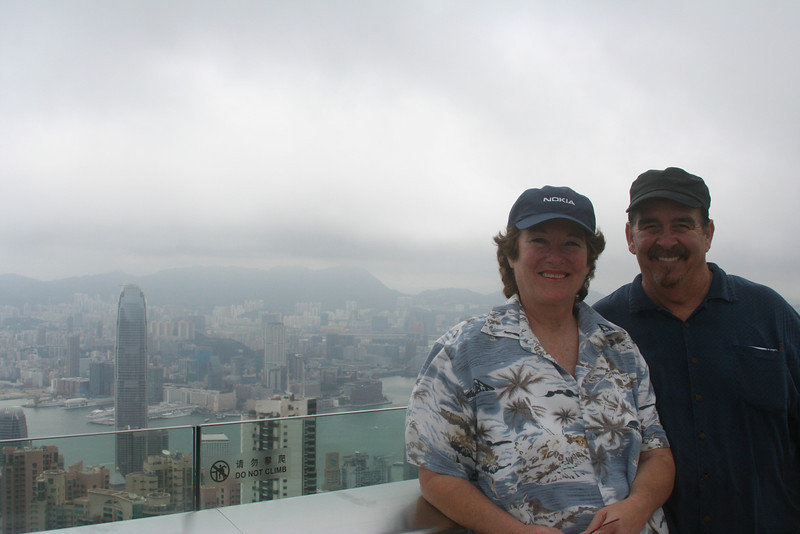 Pasty and Doughy see Hong Kong.