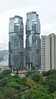 Lippo Centre - Peregrine Tower (left) and Lippo Tower