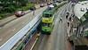 Tram in Queensway