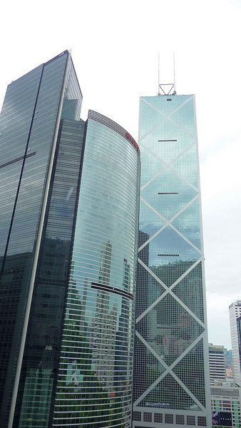 Citibank Tower and Bank of China