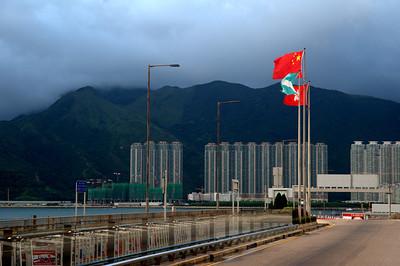 Hong Kong, August 2013