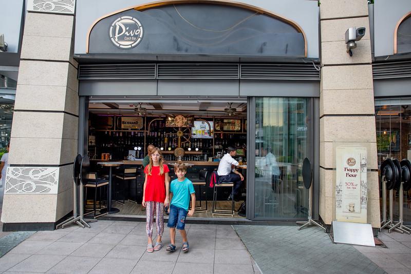 Czech restaurant Hong Kong Pivo