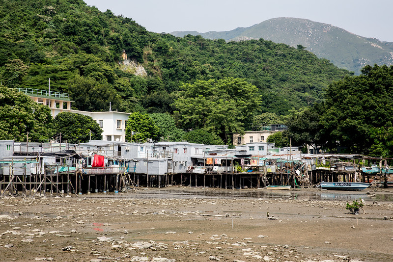 Tai O Lantau stilt houses