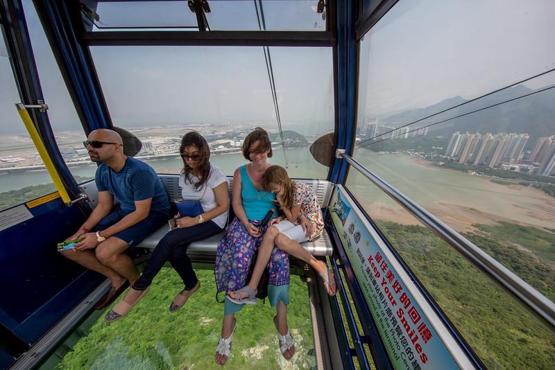 Ngong Ping 360 Hong Kong Lantau