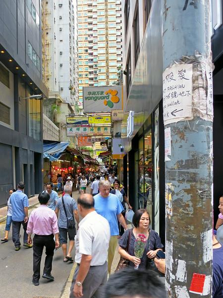 1551 A pedestrian alley