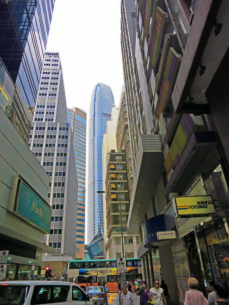 Two International Finance Centre, 88 floors
