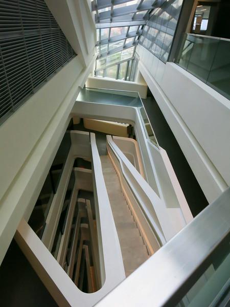 1577 JCIT stairwell