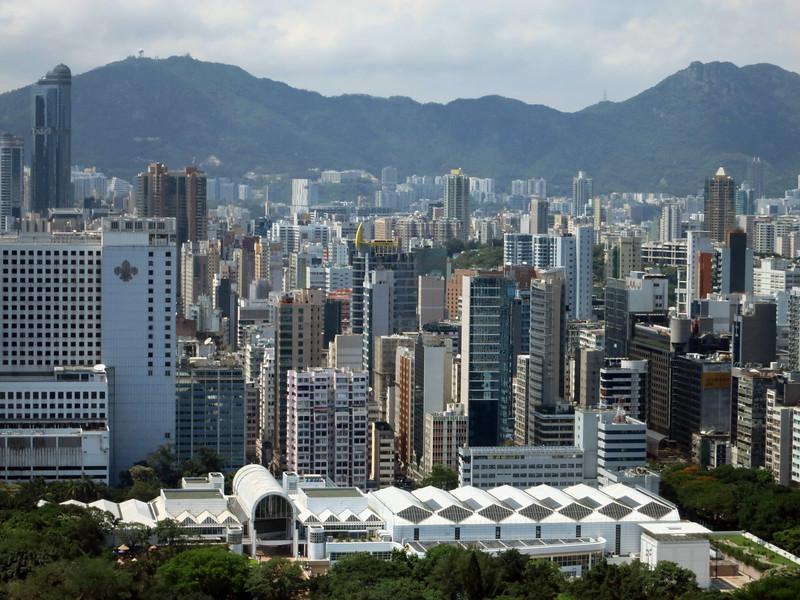 Farewell to Hong Kong, May 30, 2014