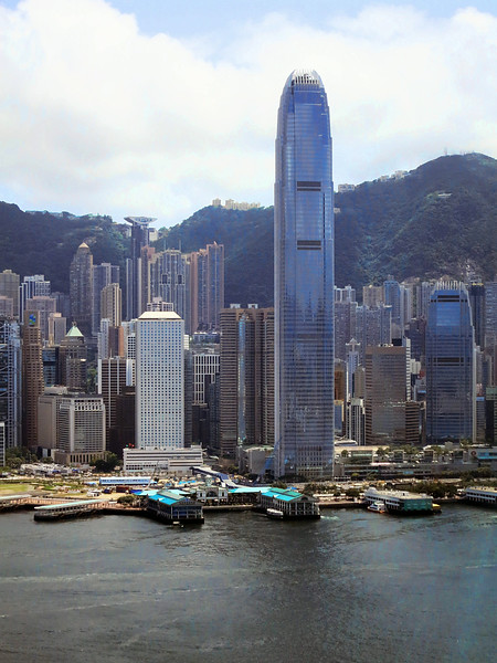 Two International Finance Centre, 88 floors, Hong Kong Central