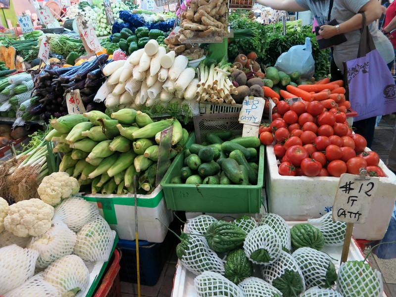 1540 Vegetable market