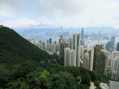 1513 HK from Victoria Peak
