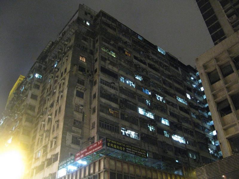 Chungking Mansion, Kowloon