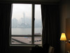 Hong Kong, from hotel room (Salisbury YMCA, Kowloon)