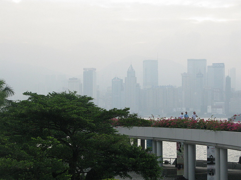 Hong Kong, from Kowloon Public Ferry Pier