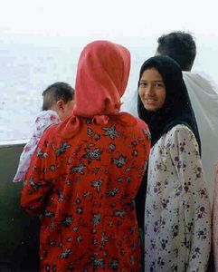 Ferry Girl