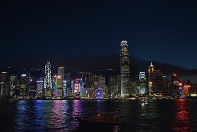 Hong Kong September 2015