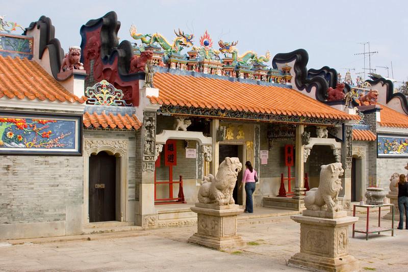 Pak Temple (Taoist)