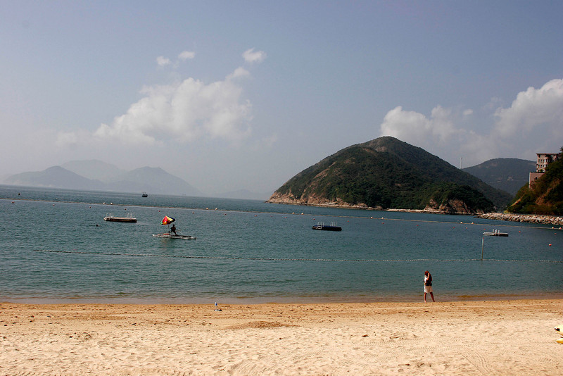 Beach at Repulse Bay