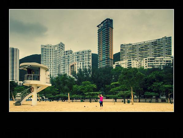 李嘉誠的居住地-香港淺水灣