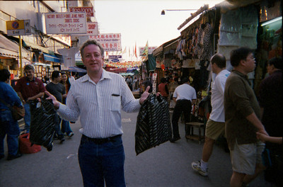 Stanley market-Robert Wilson made multiple trips to China from 1999-2001 as Senior Director of Quality for Altec Lansing, a computer speaker mfg