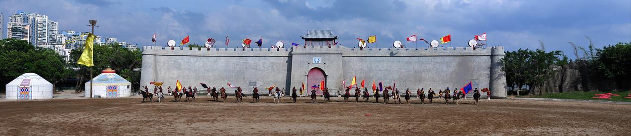 Shenzhen - Splendid China - Equestrian Event