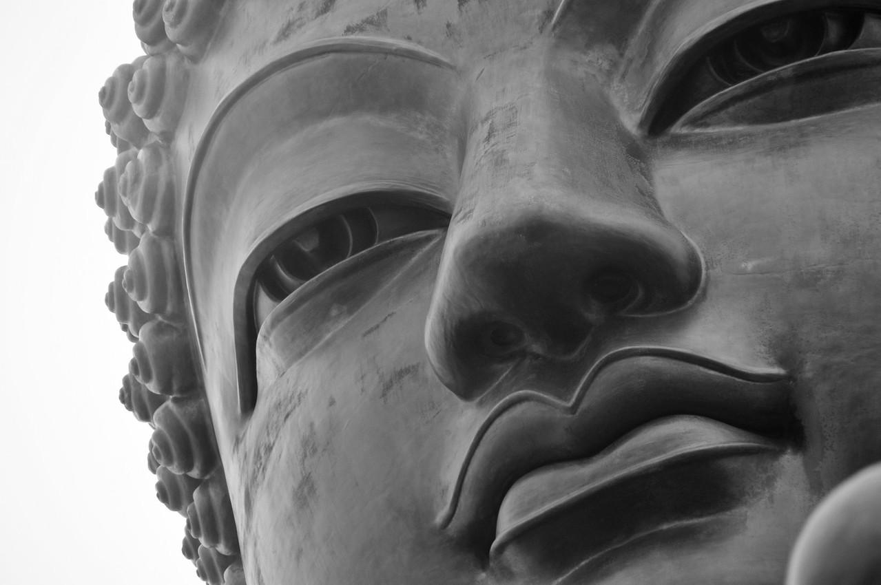 Tian Tan Buddha of Hong Kong
