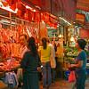 Street market in HK