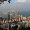 A View from Victoria Peak