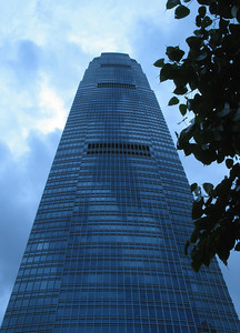 IFC Tower by Cesar Pelli.